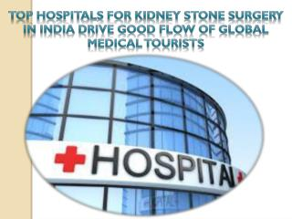 Kidney Stone Surgery In India