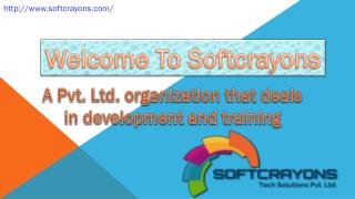 Softcrayons-Best IT Training Institute in Ghaziabad/Noida
