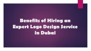 Benefits of hiring an expert logo design service