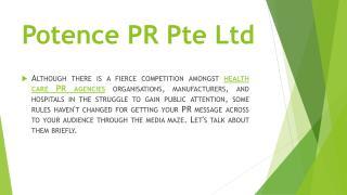 Potence PR Pte Ltd