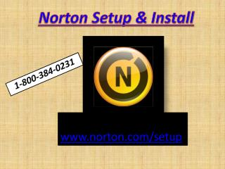 Norton.com/setup - steps for install & activate Norton Setup