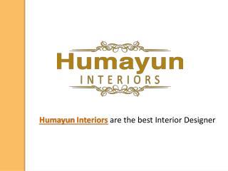 Top Home Interiors - Humayun Interiors