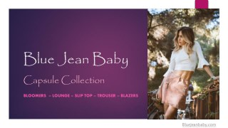 Blue Jean Baby Capsule Collection
