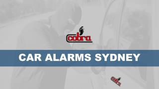 Car Alarms Auto Security System Making Life Easier for The Car Owners