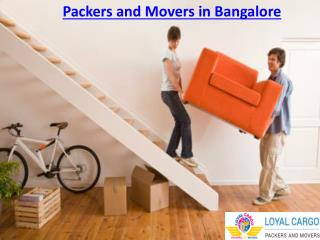 Movers and Packers in Bangalore || Bangalore Movers Packers