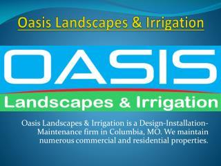 Landscapes & Irrigation Services