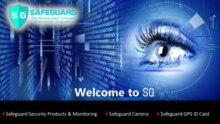 Safeguard PPT New Products