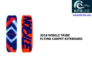 2018 Nobile Tribe Flying Carpet Kiteboard