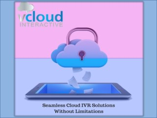 Cloud IVR best service for boosting your business