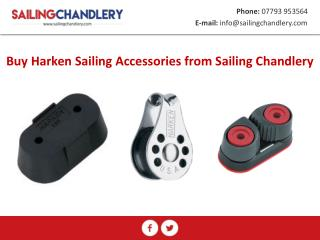 Buy Harken Sailing Accessories from Sailing Chandlery