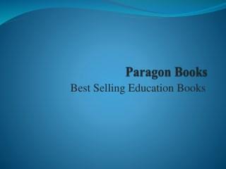 Paragon books online books