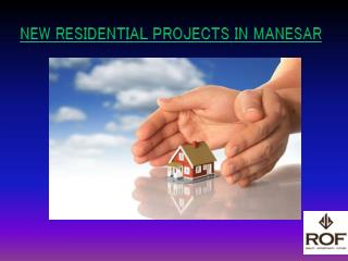 New Residential Projects Near Manesar