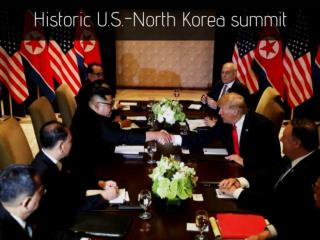 2018 North Korea - United States summit