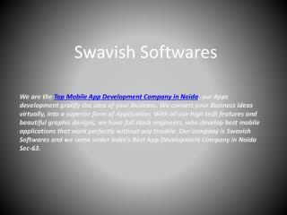 Mobile Game development Company in Noida