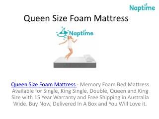 Foam Mattress For Sale