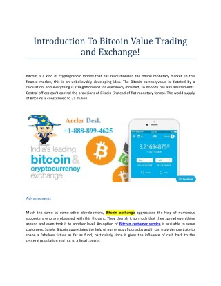 How to Buy Bitcoin and Exchange offer?