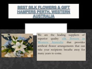 Silk Flowers Perth
