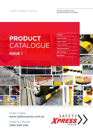 Product Catalogue - Bollards, Stair Nosing, Safety Barriers, Tactile Indicators