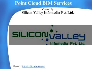 Point Cloud BIM Services - Silicon Info