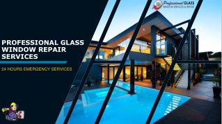 Best Residential Glass Repair at Rockville MD