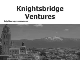 Private Equity Real Estate Madrid, Self-Directed IRA Florida   Knightsbridge Ventures