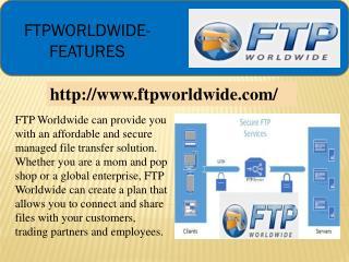 Ftpworldwide-Features