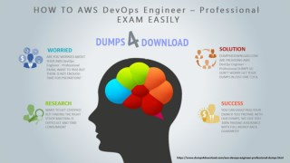 Get Latest Amazon AWS DevOps Engineer - Professional Exam PDF Files