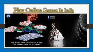Best Texas Holdem Poker Company in India