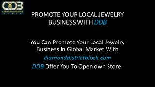 Promote Your Local Jewelry Business