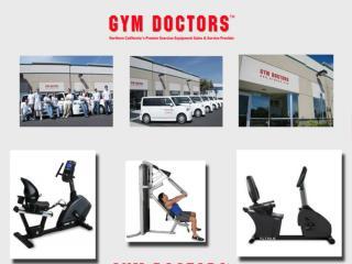 Gym Equipment Repair California