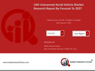UAV Unmanned Aerial Vehicle Market