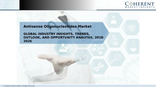 Antisense Oligonucleotides Market Opportunity Analysis, 2018 – 2026