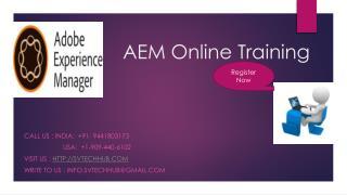 AEM Certification Training