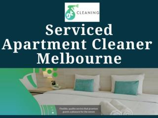 Best Serviced Apartment Cleaner in Melbourne