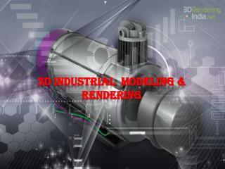 3D industrial rendering , 3D Rendering , 3D Animation, 3D Render , 3D Architec