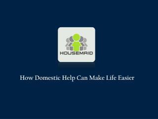 Domestic Helper Agencies