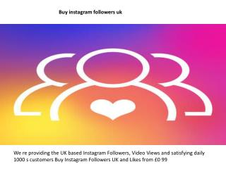 cheap buy instagram followers uk