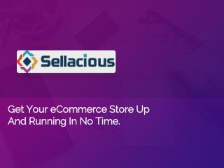 Sellacious- Free eCommerce Platform