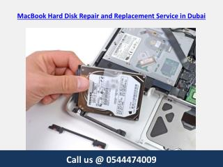 Call us @ 0544474009 for MacBook Hard Disk Repair and Replacement in Dubai