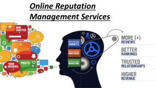 Nicholas Constable Online Reputation Management Services