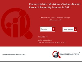 Commercial Aircraft Avionics Systems Market Research Report – Global Forecast 2016-2021