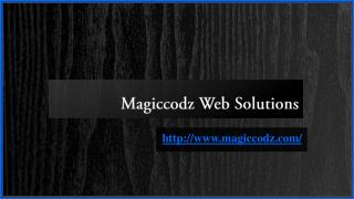 Top CMS Website Development Cochin -Magiccodz Web Solutions