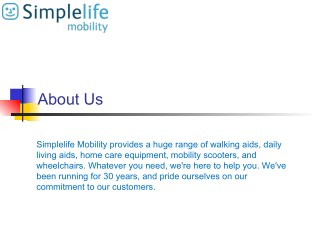 Mobility Footwear | Simplelife Mobility