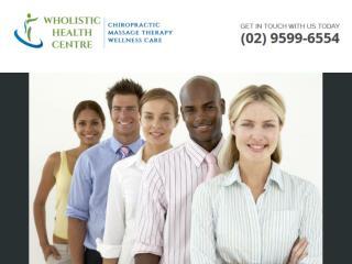 Wholistic Health Centre