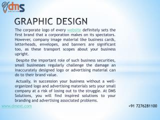 Graphic Design Company In Pune | Logo Designer In Pune | DMS Solution