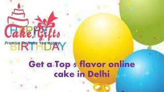 Order midnight cake online in Chittaranjan Park Delhi