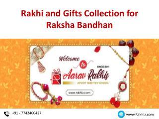 Rakhi and Gifts Collection for Raksha Bandhan