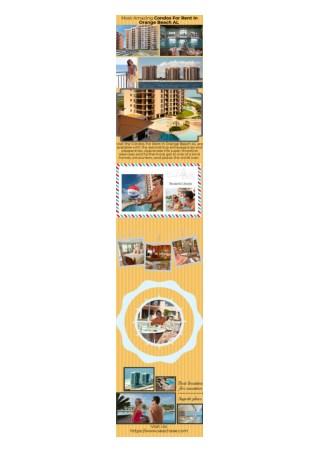 Visit The Condos For Rent In Orange Beach AL