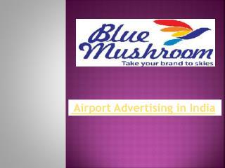 Airport advertising in india   Airport Branding