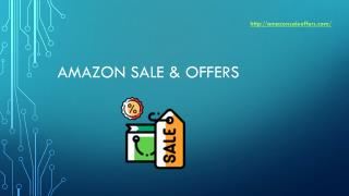 Amazon Sale and Offers